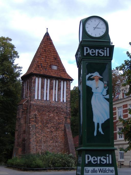 Château d'eau de Wismar