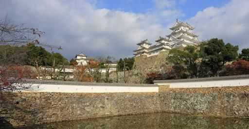 Château de Himeji au Japon