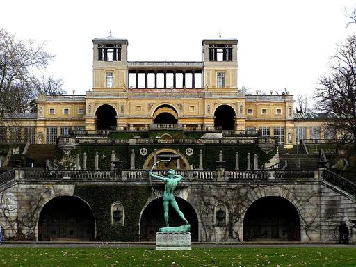 Château de l'Orangerie de Potsdam
