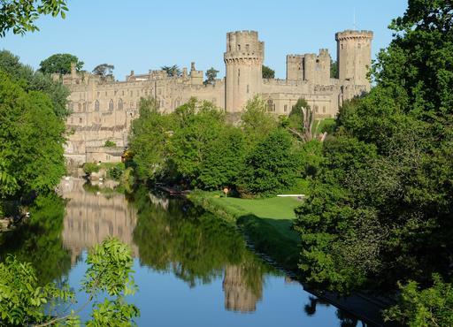 Château de Warwick