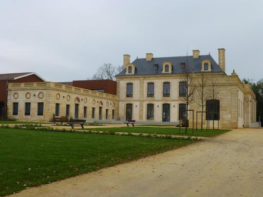 Château du Burck à Mérignac