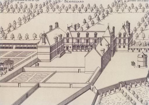 Château et parc de Beauregard