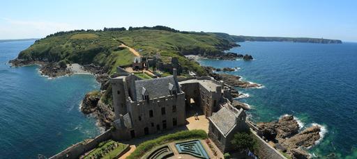 Château fort de la Latte à Plévenon