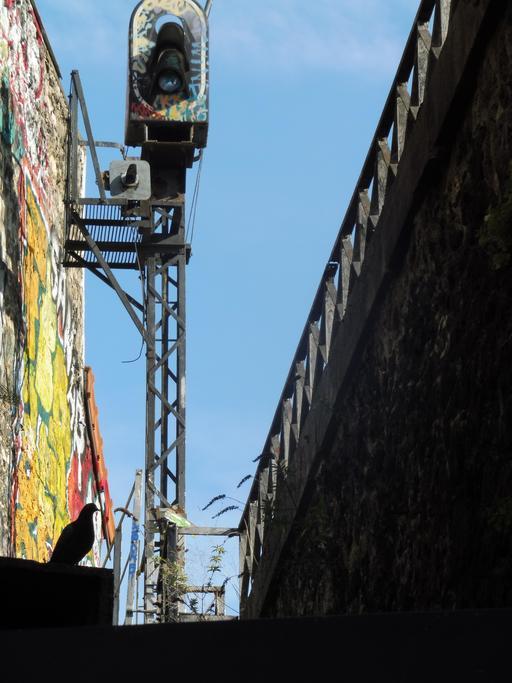 Chemin de fer de petite ceinture à Paris