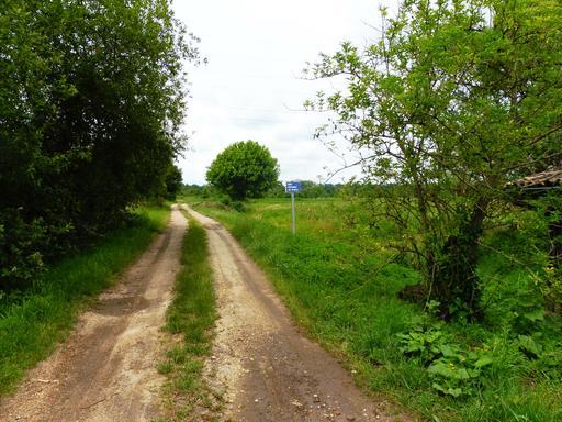 Chemin du Prado à Eysines