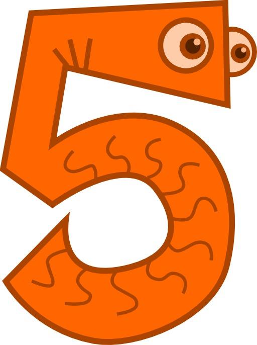 Chiffre cinq