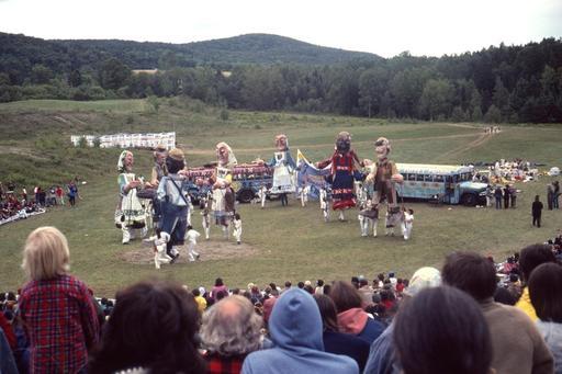 Cirque de marionnettes