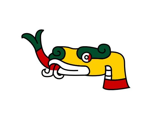 Coatl le serpent aztèque