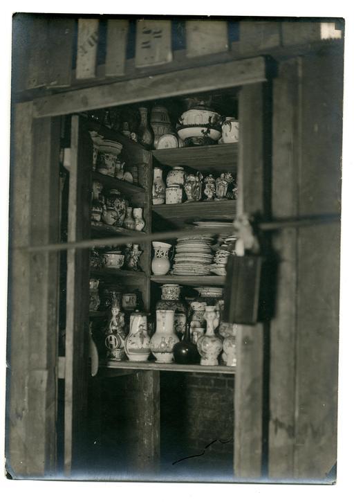 Collections du musée de Lille pendant la guerre