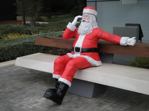 Commande au Père Noël