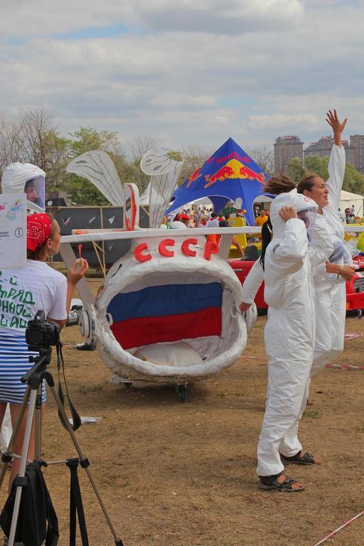 Concours d'engins loufoques à Moscou en 2011 - 07