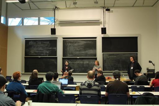 Conférence sur le logiciel libre au MIT en 2014