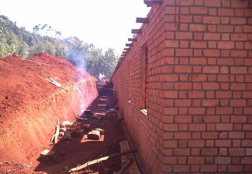 Construction d'un collège à Madagascar 04