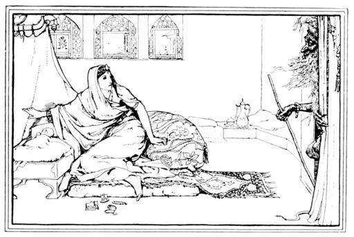 Conte indien des sept princesses