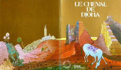 Contes d'ailleurs, Le cheval de Djoha