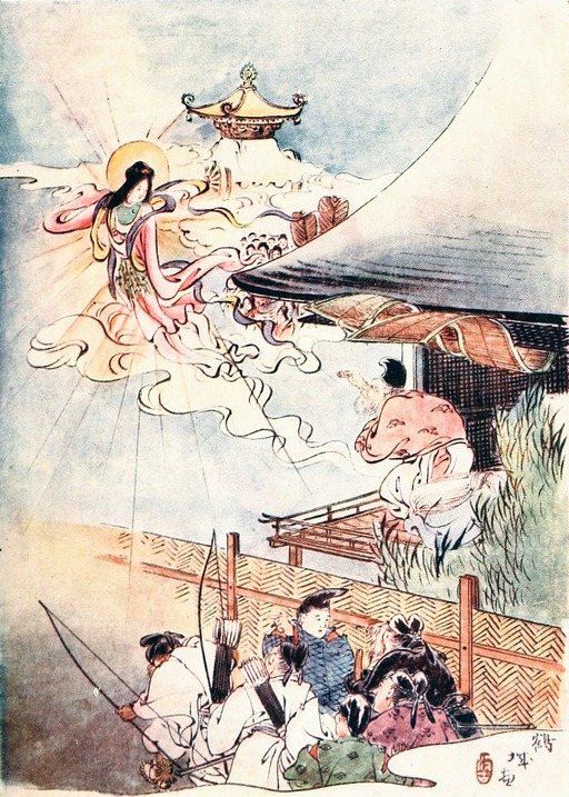 Contes de fées japonais - 118