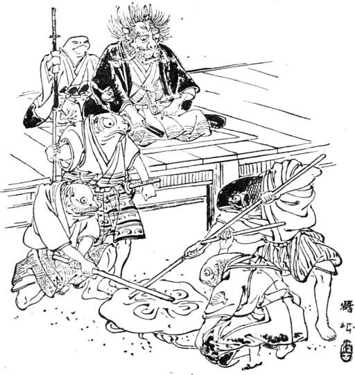 Contes de fées japonais - 201