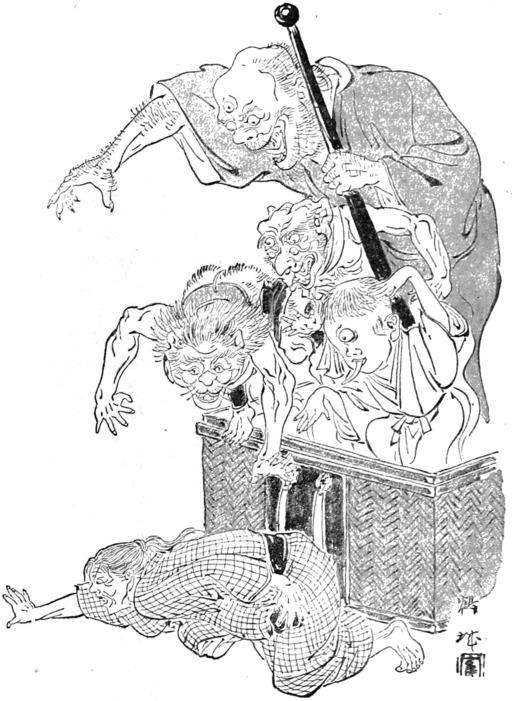 Contes de fées japonais - 24