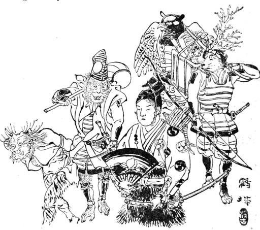 Contes de fées japonais - 260