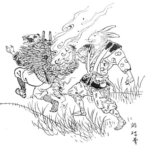 Contes de fées japonais  - 49