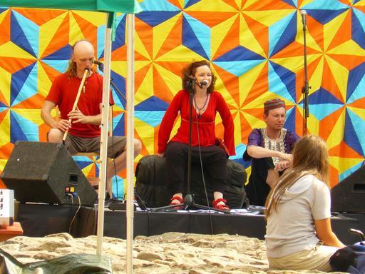 Conteurs au festival de Lublin