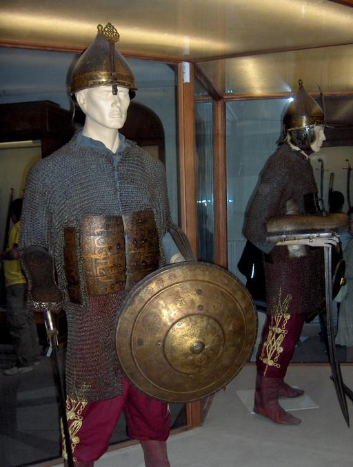 Costume des janissaires turcs