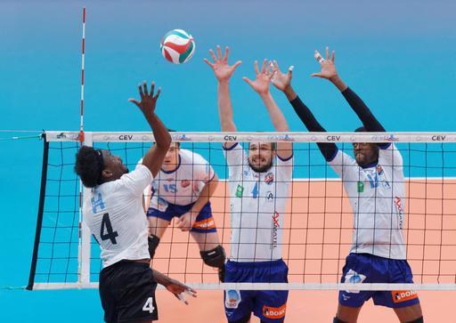 Coupe de France de volley-ball masculin