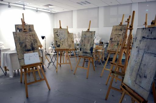 Cours de peinture à Hong Kong