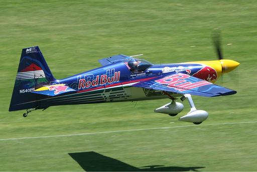 Course aérienne en Australie