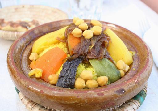 Couscous marocain
