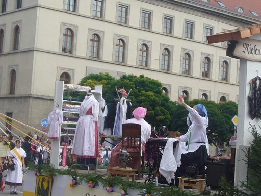 Couturières à Munich