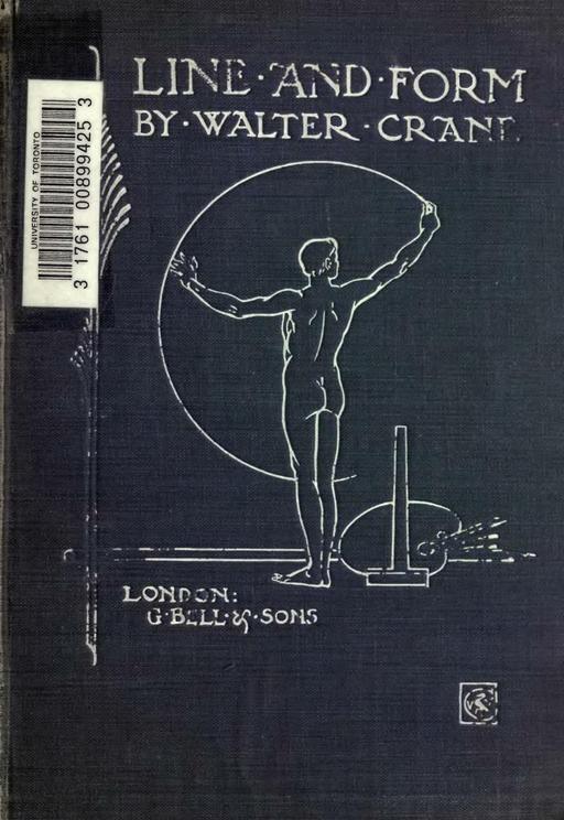 Couverture d'un tutoriel de dessin par Walter Crane
