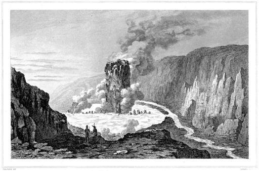 Cratère du Krabla