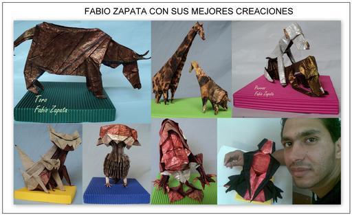 Créateur d'origami