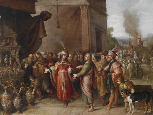 Crésus et Solon