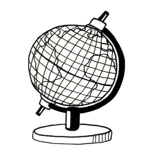 Croquis de globe
