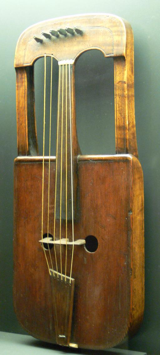 Crwth celtique