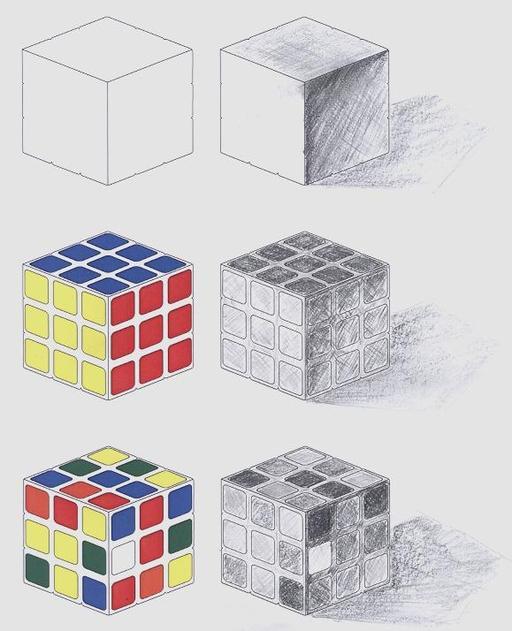 Cubes de rubik