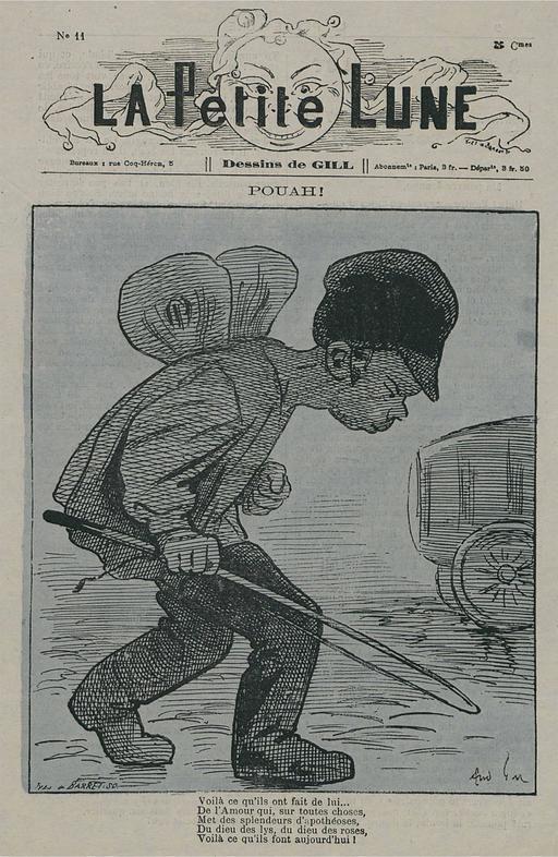 Cupidon exploité en 1878