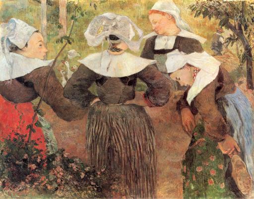 Danse des quatre bretonnes