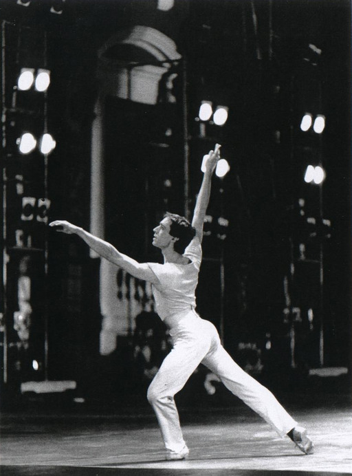 Danseur contemporain