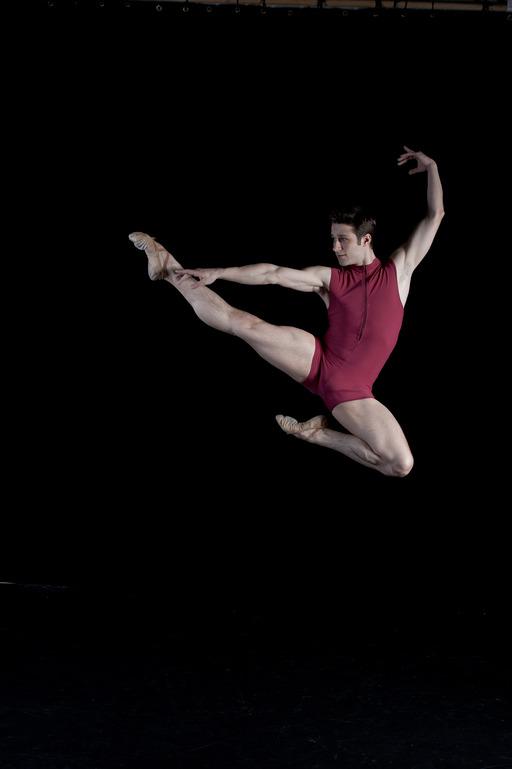 Danseur contemporain allemand