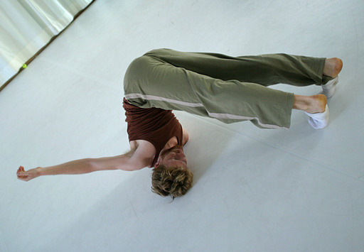 Danseur sur sol