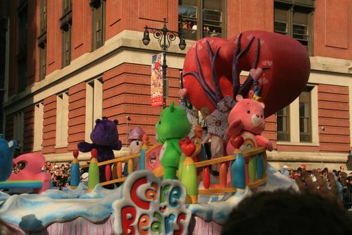 Défilé 2007 de Thanksgiving
