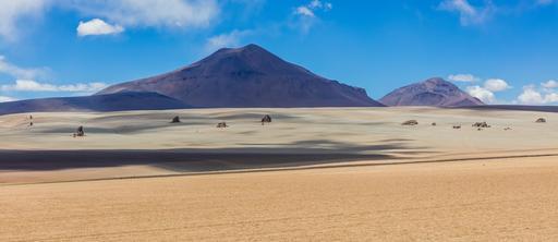 Désert de Dalí en Bolivie