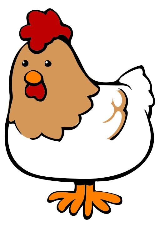 Ressources ducatives libres les - Dessin de poules ...