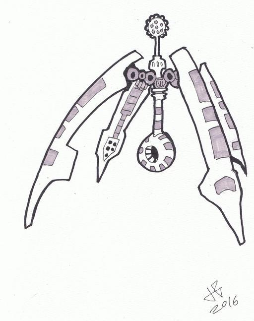 Dessin de robot - 24