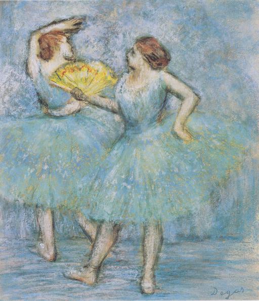 Deux ballerines