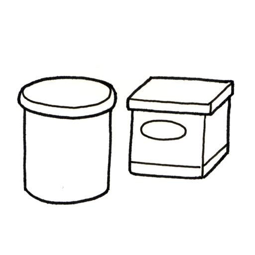 Deux boites