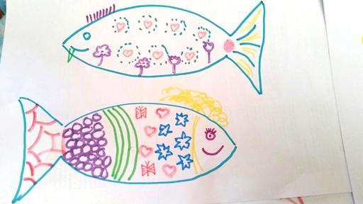 Deux poissons d'avril